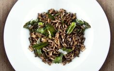 In Thailand this is a very common snack, and one of our favourite edible   cricket recipes.