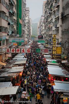 #Hong Kong Markets (China). 'Mong Kok with its eclectic mix of speciality markets is your best bet for a rewarding sprawl crawl. The Tung Choi St Market/ Ladies� Market has a mile-long wardrobe of clothes which range from �I Love HK� tees and football jerseys, to granny swimwear and sexy lingerie