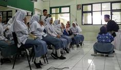 Dokumentasi Kantor Kesbangpol Jaksel: Kantor Kesbangpol Jaksel Bersama SMKN 59 Keb. Lama...