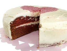 Share the this with this for Red Velvet from Pixie Hall Cakes Red Velvet Recipes, Velvet Cake, Confectionery, Vanilla Cake, Pixie, Food To Make, Cheesecake, Valentines, Make It Yourself