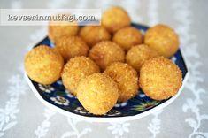Kaşarlı Çıtır Patates Köftesi Tarifi - Kevser'in Mutfağı - Yemek Tarifleri