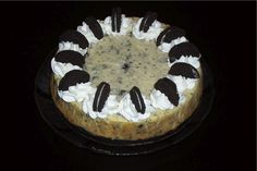 Oreo Cheesecake from Bread Winners Cafe and Bakery in Dallas, TX