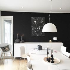 vistas fiordos pared negra estilo nórdico decoración negro decoración en blanco casa noruega casa nórdica blog decoracion interiores