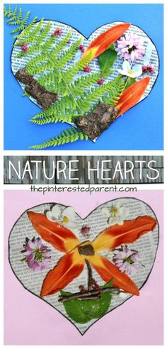Nature crafts kids - Nature Kids Craft Go Outside and Create – Nature crafts kids Summer Arts And Crafts, Summer Art Projects, Preschool Arts And Crafts, Arts And Crafts For Teens, Art And Craft Videos, Easy Arts And Crafts, Arts And Crafts Projects, Projects For Kids, Art For Kids