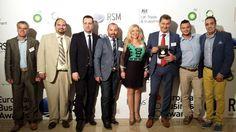 "European Business Awards ""Ruban D' Honneur 2013/14"" ceremony, EPSILON NET"