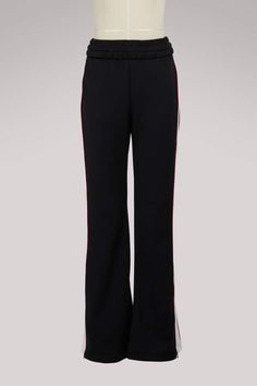Buy Off White Track pants online on 24 Sèvres. Shop the latest trends - Express delivery & free returns Contemporary Fashion, Unique Fashion, Mastercard Logo, Brand Collection, Athletic Pants, Beauty Style, Pointed Toe Pumps, White Women, Elastic Waist