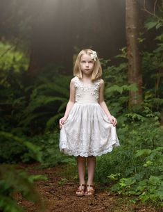Flower Girl Dress by Bernadette | Project | Sewing / Dresses | Kollabora