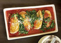 Chicken Florentine -