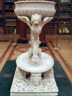 The Trentham Laver found at Hadrian's Villa, British Museum