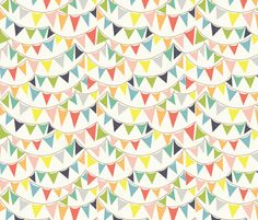 banner_fabric fabric by heidiryancreative on Spoonflower - custom fabric