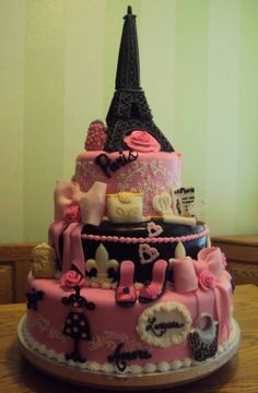Image detail for -this cake is for my nieces birthday she loves anything to do with ...