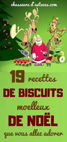 19 RECETTES DE BISCUITS MOELLEUX DE NOËL QUE VOUS ALLEZ ADORER.