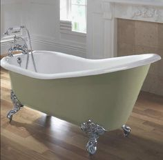Product image for Imperial Ritz 1700mm Slipper Bath