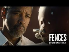 Fences Teaser Trailer (2016) - Paramount Pictures - YouTube