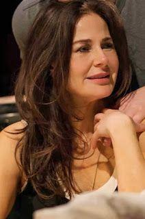 Sally Dexter, cast as Mrs. Chynoweth.