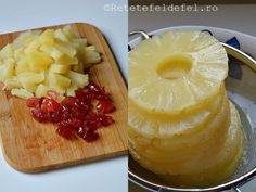 PRAJITURA DIPLOMAT - Rețete Fel de Fel Ketchup, Cake Decorating, Pineapple, Cooking Recipes, Martha Stewart, Sweet, Food, Sweets, Pine Apple