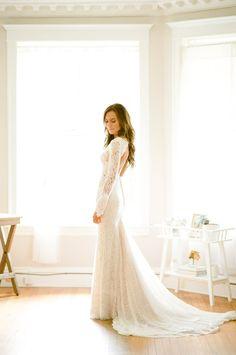 Beautiful BERTA bride Sylvia Daniel <3 Picture by Tamara Gruner Photography