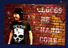 2016 SS LOCOS BE HARD CORE  AKI AKIYAMA  The Japanese 1st Skater OHMORI JINANBOH owner  Mr, Living Legend