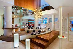 W Seoul - Walkerhill - Living room (Oval Lounge)