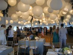 Wow At Your Wedding Just Like The Great Gatsby Did His Parties Create A Paper Lanterns
