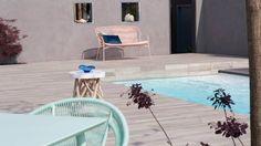 Neem een kijkje in de showtuin van Starline. U ziet de Starline zwembaden volledig in werking en met diverse opties en accessoires.