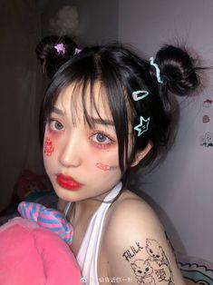 Ulzzang Girl, Korean Girl, Carnival, Female, Girls, Grunge Girl, Mardi Gras, Toddler Girls, Daughters
