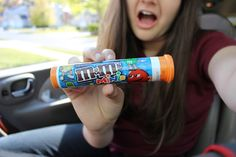 josi-3: finding candy in your car that is still edible is great