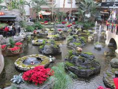 Gaylord Opryland Resort and Convention Center in Nashville, TN.