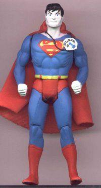 Bizarro by Javier Garcia Comics Toons, Custom Action Figures, Batman And Superman, Super Powers, Film, Toys, Fictional Characters, Activity Toys, Movie