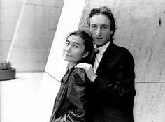 Yoko Ono-Lennon and John Lennon
