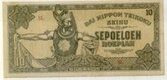 Gambar Uang Rupiah Valuable Coins, Old Money, Vintage World Maps, Nostalgia, History, Funny, Banknote, Vespa, Dahlia