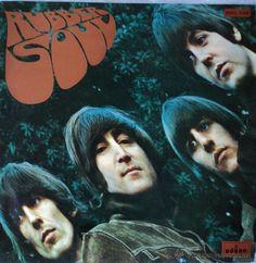 The Beatles - Rubber Soul - 1.ª Edición de 1966 de España - Mono