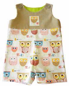 Bespoke Baby Romper on Etsy, £20.00