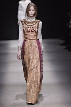 Pin for Later: The 12 Fashion Trends You'll Be Wearing This Fall  Alberta Ferretti Fall 2015