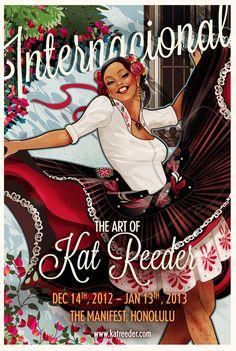 """Trujillana"" by Kat Reeder"