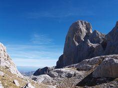 Pico Urriellu desde los Horcados rojos. Picos de Europa | Cantabria | Spain