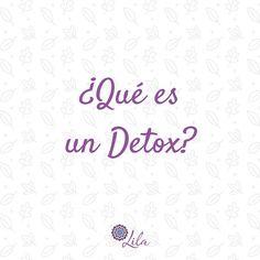 El cuerpo se limpia sólo. Traemos de fábrica todos nuestros filtros y mecanismos de limpieza. Sin embargo estos filtros y mecanismos no fueron diseñados para el nivel de estrés y exigencia al que los estamos sometiendo con esta vida moderna sedentaria e industrializada. De modo que un detox no es más que un periodo en el que le damos un break al cuerpo dejamos de darle tanto trabajo para que haga lo que sabe hacer. #MuyLila #Healthy #DetoxPanama #PanamaDetox #detox