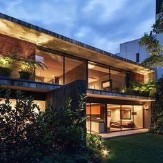 Casa Sierra Leona / José Juan Rivera Río Location: Sierra Leona, Lomas de Chapultepec, #Mexico City