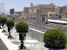 ROSSIO Terrace, Bar, Restaurant - Lisboa
