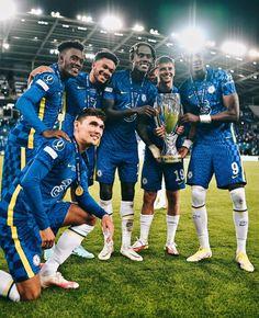 Chelsea Football Team, Chelsea Team, Chelsea Champions, Uefa Super Cup, Soccer Boys, Basketball, England Football, Tokyo Olympics, Latest Sports News
