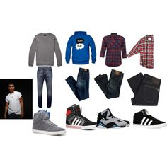 """""""Inspired By Drake #4"""" by crazybossette on Polyvore"""