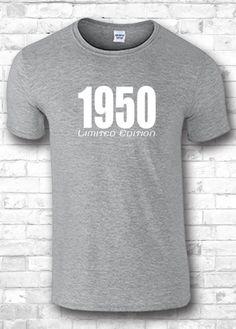 533e4fcf 65th birthday gift t shirts 1950 shirts 65th by FourSeasonsTshirt 65th  Birthday Gift, Dad Birthday
