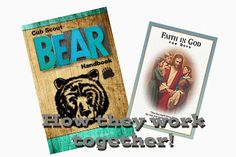 Golden Spike District Cub Roundtable: LDS Faith in God and New Bear Program