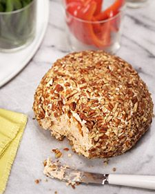 "This recipe for a li'l smoky cheese ball is from ""I Like You,"" by Amy Sedaris."