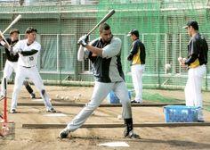 オリックス、ジョージと育成契約 秋季Cで150M弾/野球/デイリースポーツ online