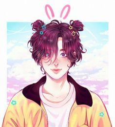 Read 🎀 jeongguk 🎀 from the story FANART BTS (lemon🍋/cute🎀) by Rinshi_Jikatoku (M) with reads. D'abord des fanart cute et ensuit. Jungkook Fanart, Bts Jungkook, Fanart Bts, Vkook Fanart, Taehyung, Bts Chibi, Jikook, Foto Bts, Kpop