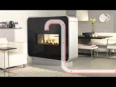 Mit DRU PowerVent® können Sie beinahe überall einen schönen Gaskamin auf...