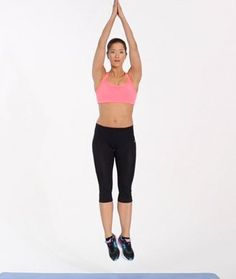 Boost metabolism, burn fat, and lose weight with this quick, 20-minute workout from SHAPE magazine contributor Jessica Smith.