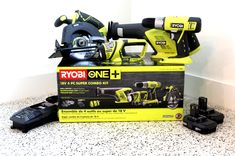 Enter to Win the Ultimate Ryobi ONE 18V 4 Piece Super Combo Kit Giveaway! [$159 Value]