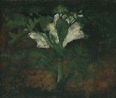 White Flower | Nikolai Astrup